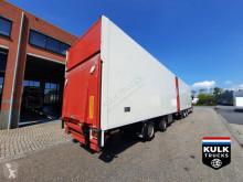 Draco MZS 218 / WIPKAR / ISO / DOORLAAD / WIDE SPREAD / LAADKLEP trailer used mono temperature refrigerated