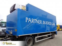 全挂车 冷藏运输车 单温度调节 无公告 VA-TA-KP + Carrier Supra 950 + + Dhollandia Lift