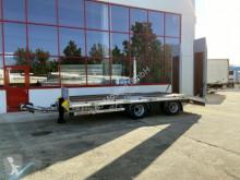 Möslein heavy equipment transport trailer 21 t Tandemtieflader, Luftgefedert, NEU