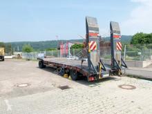 Remorca transport utilaje Goldhofer TU 3-24/80 TU 3-24/80, Verbreiterbar auf 3m