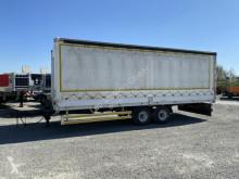 Tarp trailer Tandem- Planenanhänger
