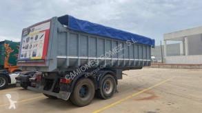 Leciñena construction dump trailer BAÑERA