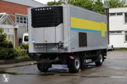 Rohr mono temperature refrigerated trailer Kühl-Anhänger mit Carrier Maxima 1000