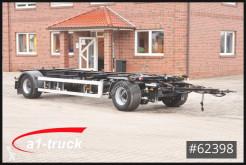 Ackermann chassis trailer Maxi Scheibenbremse, verzinkt 980mm - 1400mm