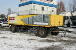 Remorque Schmitz Cargobull PA 2/E, AXLES M-B, AIR SUSPENSION, TIRES 70% plateau occasion