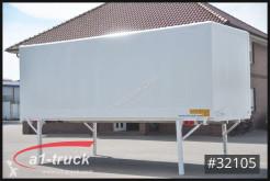 Krone WB BDF 7,45 Koffer, Code XL, Zurrösen, gebrauchter Kastenwagen
