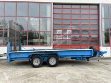 Przyczepa Tandemtieflader 5,60 m lang, wenig Benutzt do transportu sprzętów ciężkich używana