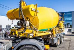 Liebherr concrete mixer concrete semi-trailer BETON MIXER - HTM 904 ZA