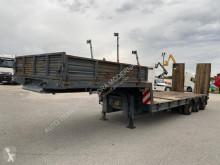 PORTAMAQUINAS trailer used heavy equipment transport