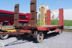 Remorca transport utilaje MOL A 56 - 7.300 KG CHARGE UTILE RAMPES AV + AR