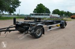 Chassis trailer CIMC Silvergreen