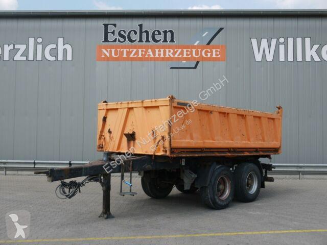 View images Meiller MZDA 18/22 Stahl*Trommel*1000 Bordwände*HU05/22 trailer