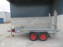 Humbaur HS2000 használt könnyű pótkocsi