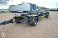 Schmitz Cargobull chassis trailer AFW 18