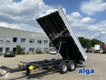 Three-way side trailer alga TAT-K 110, Rampen, Tieflader, 11.900kg GG.
