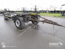 Anhænger Schmitz Cargobull Anhänger Sonstige ROTOS-Schmitz chassis brugt
