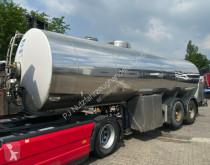 Remolque Maisonneuv 25.000L Isoliert cisterna alimentario usado