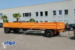 Anhænger flatbed sidetremmer Goldhofer TP2-12/80, 8.700mm lang, BPW, 14x Zurrösen