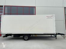 Möslein box trailer 1 Achs Kofferanhänger Durchladbar
