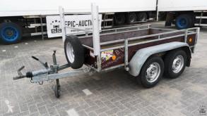 Dropside flatbed trailer Anssems