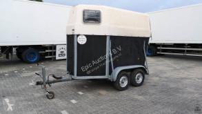 Livestock trailer trailer ZUIDEMA