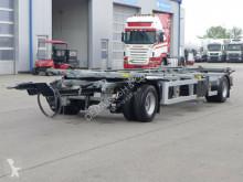Ackermann chassis trailer EAF 18-7.4*BPW-Achsen*Vollluft*Sta