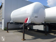 Цистерна NUR AUFBAU*Gofa LPG*Gas*17000 Ltr*