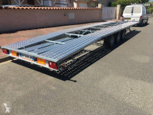 Boro INDIANA 8M X 2M10 / PORTE 2 VOITURE trailer new car carrier