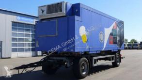 Remorque Krone AZW 18*Carrier Mistral 900 Plus*LBW*BPW-Achsen* frigo occasion