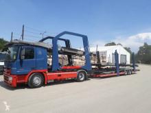 Lohr eurolohr 153 trailer used car carrier