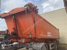 Remorque Kaiser Steel Tipper Semi-Trailer - 2 axles