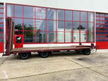 Przyczepa 3 Achs Tiefladeranhänger do transportu sprzętów ciężkich używana