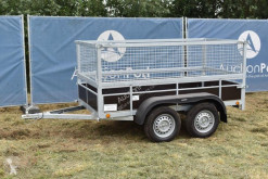 Remorque plateau Aanhangwagen