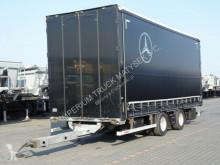 Wecon JUMBO TRAILER / L: 7,75M/ VEHICULAR/ trailer used tarp