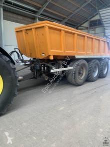 Tipper trailer Dezeure
