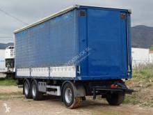 Lecitrailer METACO REM16T SEMITAULINER trailer used tarp