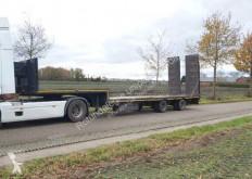 Remorca transport utilaje Van Hool