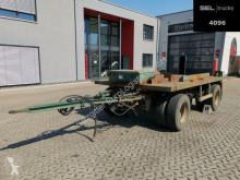Remorca Schmidt Hagen PT/18/Z/4 transport containere second-hand