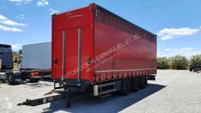 Przyczepa Schmitz Cargobull SGF*C3 3 EJES TAUTLINER firanka używana