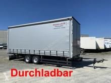 Möslein tarp trailer Tandem- Planenanhänger, Durchladen,Neuwertig