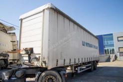 Anhænger kassevogn flytning Lecitrailer BACHE+HAYON