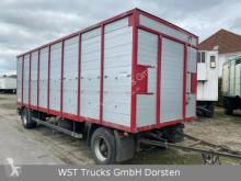 Livestock trailer trailer Köstner Einstock Viehanhänger