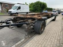 Anhænger Krone 2 Achs Koffer Anhänger TÜV bis 09.21 chassis brugt