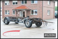 Remorque châssis Schmitz Cargobull AFW 18, BDF, 7.45, TÜV 09/2021
