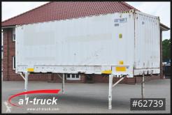 Krone WB 7,45, Container, stapelbar, Staplertasche cassone furgonato usato