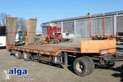 Remolque portamáquinas Langendorf TUE24/100-3, verbreiterbar, doppelte rampen,30to