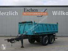 Remorque tri-benne Meiller MZDA 18/21 3-S-Kipper, HU 5/2022, BPW, Stützbein