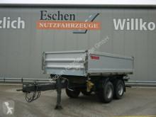 Anhænger Meiller Reisch RTDK 18*Alu Kipper*SAF*Stützbein ske brugt