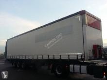 Anhænger Schmitz Cargobull glidende gardiner brugt