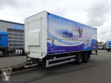 Remorca Orten AG 18 T*Portal*SAF-Achsen*Schwenkwä furgon second-hand